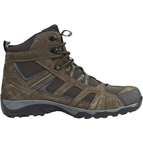Jack Wolfskin Vojo Hike Mid Texapore - Chaussures Homme - marron
